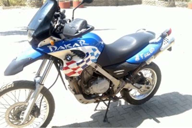 Bmw F650 Gs Dakar For Sale Motorcycles For Sale In Limpopo R 32