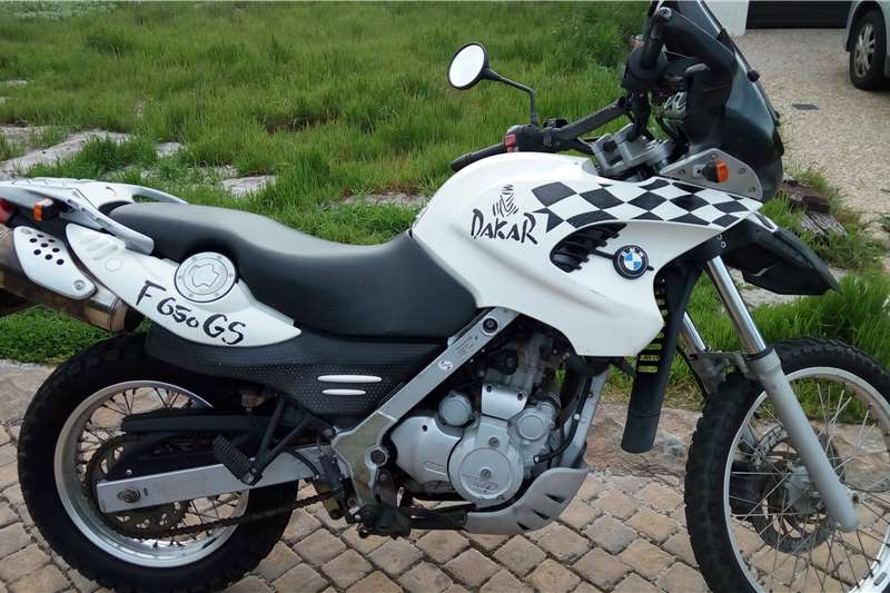 2001 bmw f650 gs paris dakar motorcycles for sale in western cape r 40 000 on auto mart. Black Bedroom Furniture Sets. Home Design Ideas