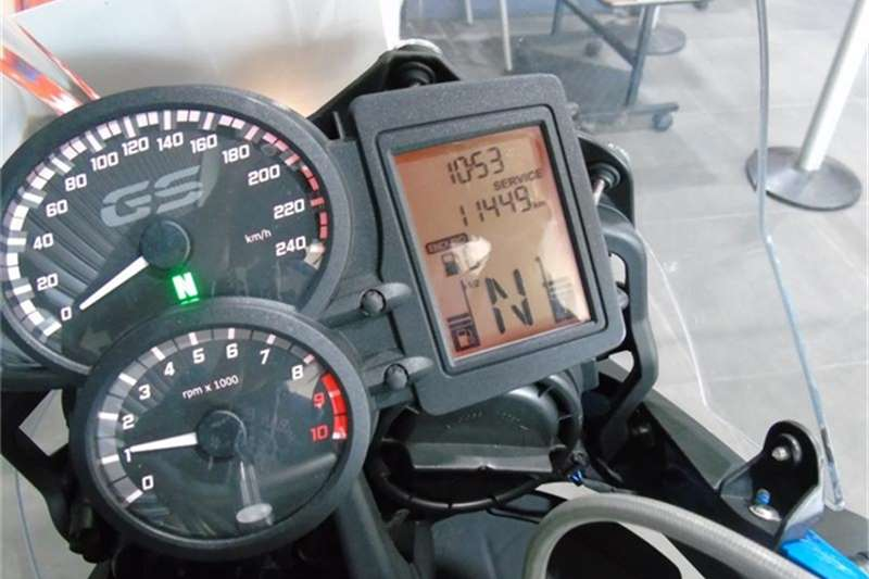 BMW F800 GS Abs H/grips 2015