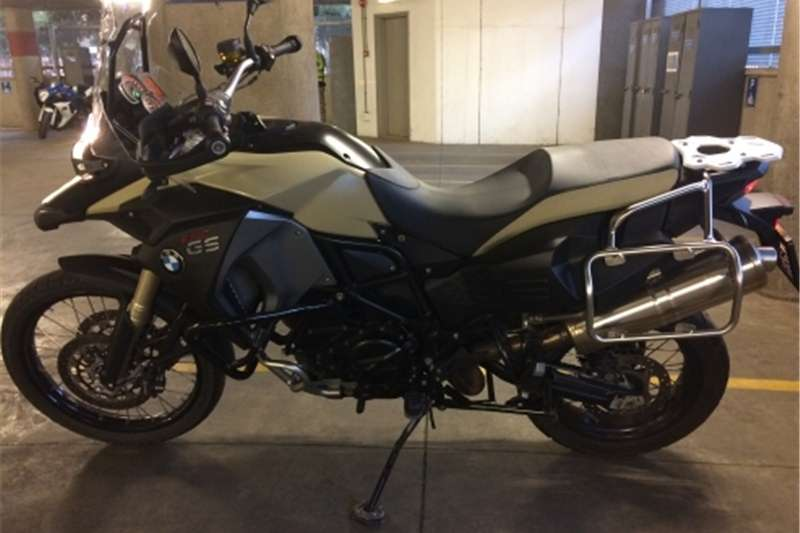 BMW F800 GS Adventure 17000km 2014