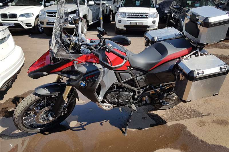 BMW F800 GS ADVENTURE 2013