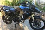 BMW F800 GS Adventure 2015