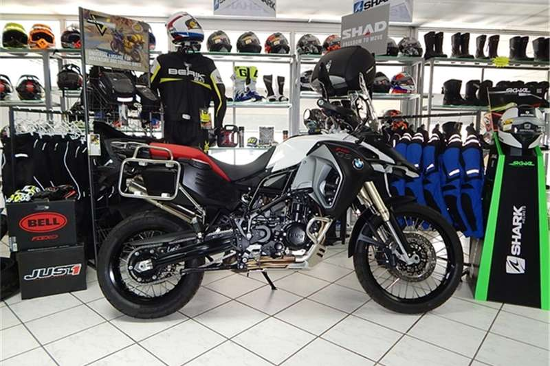 BMW F800 GS ADVENTURE TU 2016