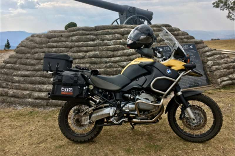 BMW K1200 GS Adventure 2010