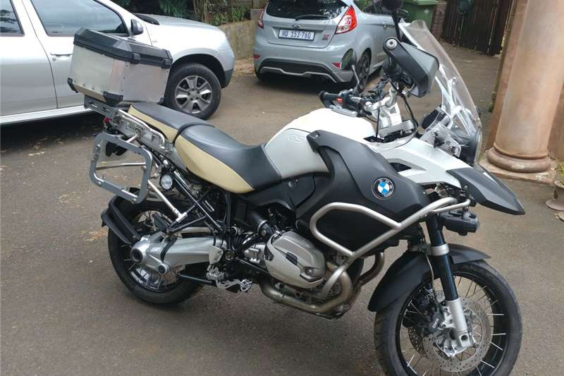 BMW R1200 GS Adventure FL GS Adventure 2013