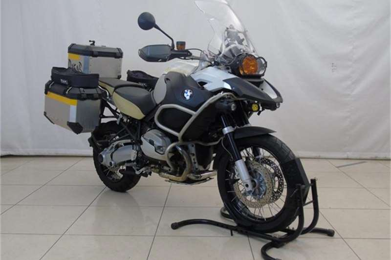 BMW R1200GS Abs H/grips 2013
