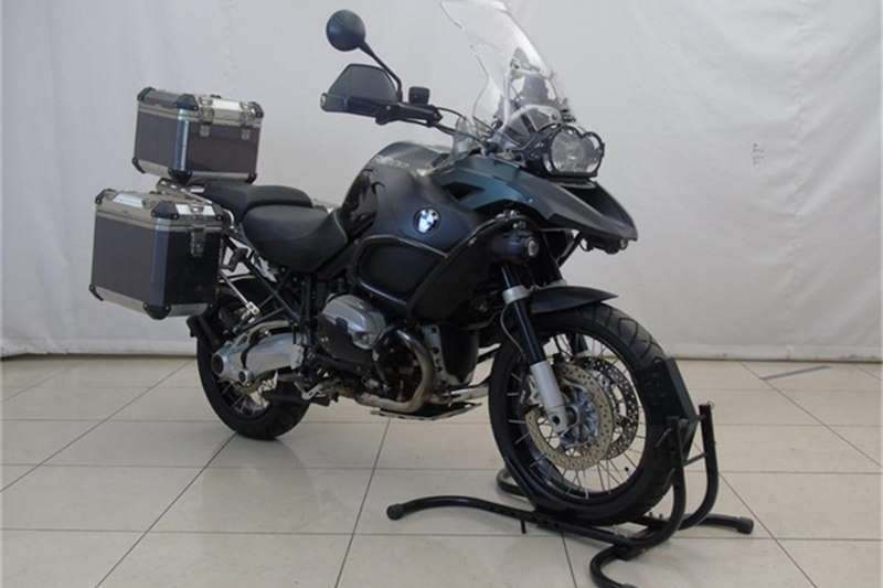 BMW R1200GS Adv Abs H/grip 2010