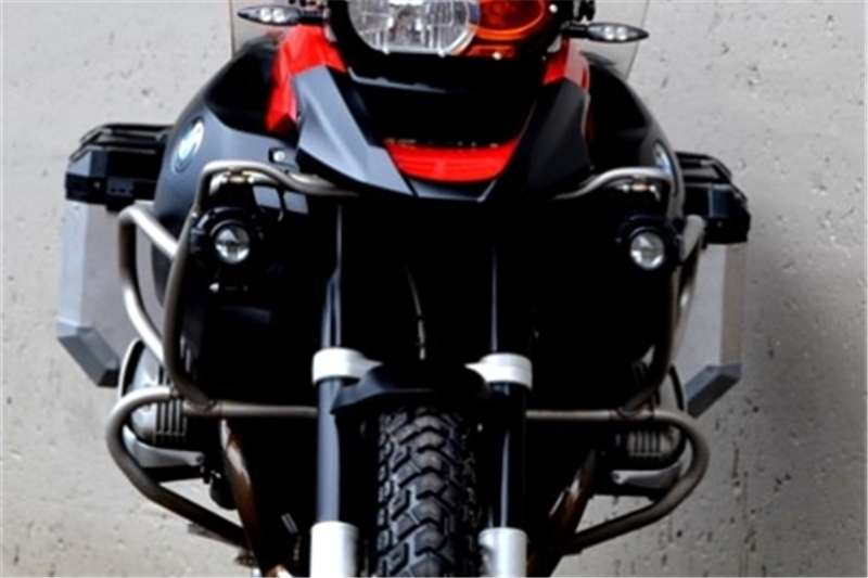 BMW R1200GS ADVENT ABS H/GRIPS 2009