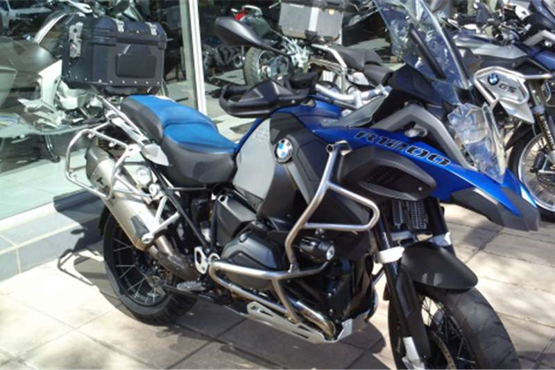 BMW R1200GS Adventure Liquid Cooled Full Spec 2014