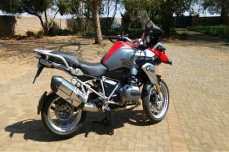 BMW R1200GS LC Trophy 2015