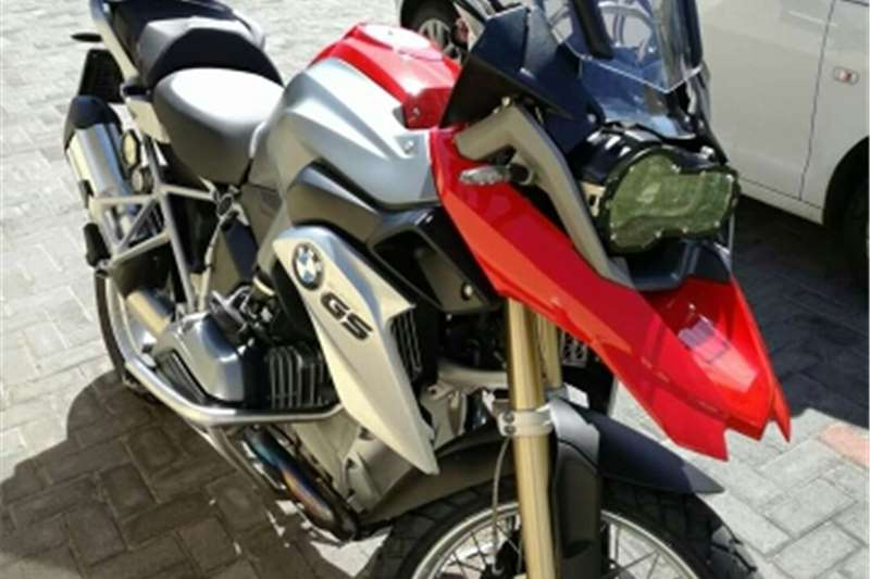BMW R1200GS LC  (water cooled) 2013
