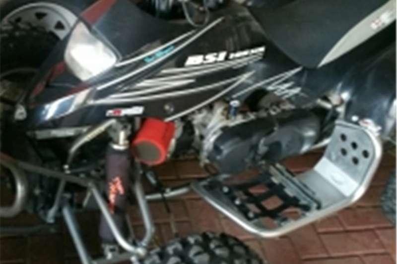BSI 100cc Two Stroke Racing Quad 0