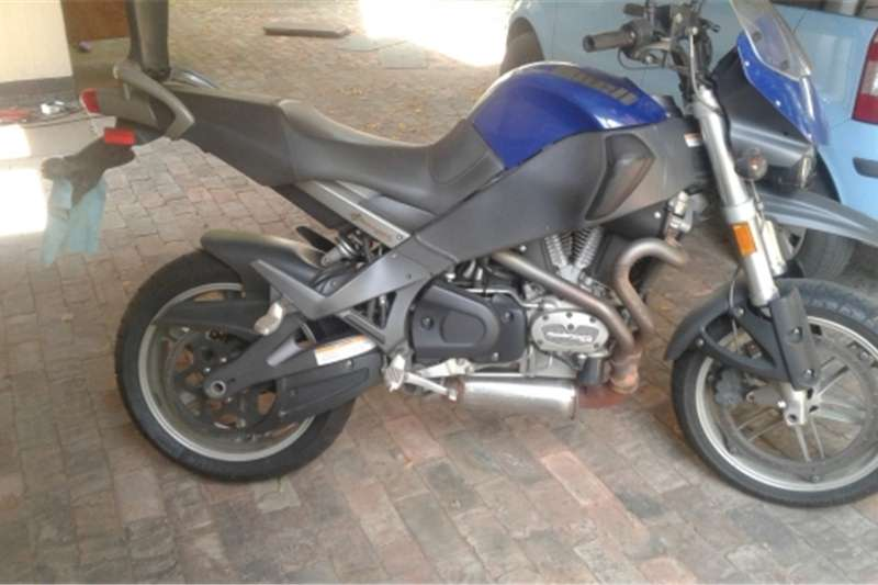Buell XB12X Motorcycle in excellent condition for sale   2008
