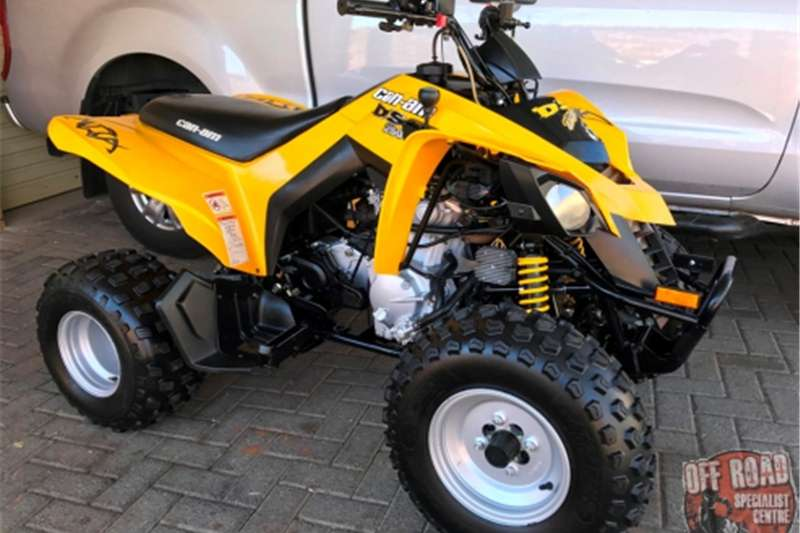 Can-Am DS 250 Quads WANTED 2005