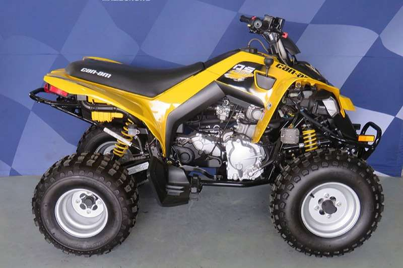 0 Can-Am DS