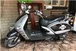 Gomoto 125cc scooter