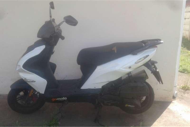 Gomoto 250cc Scooter 0