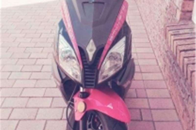 Gomoto Balistic 150cc scooter 0