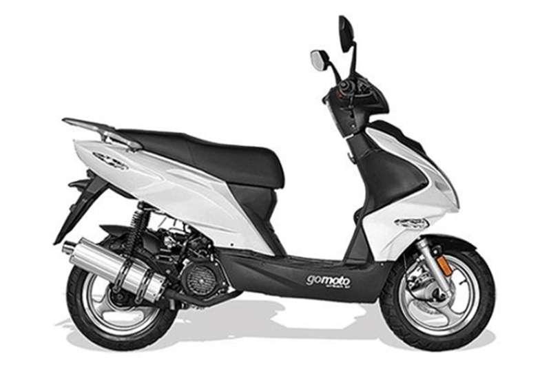Gomoto scooter 0