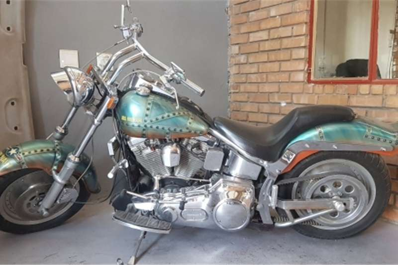 Harley Davidson 1989