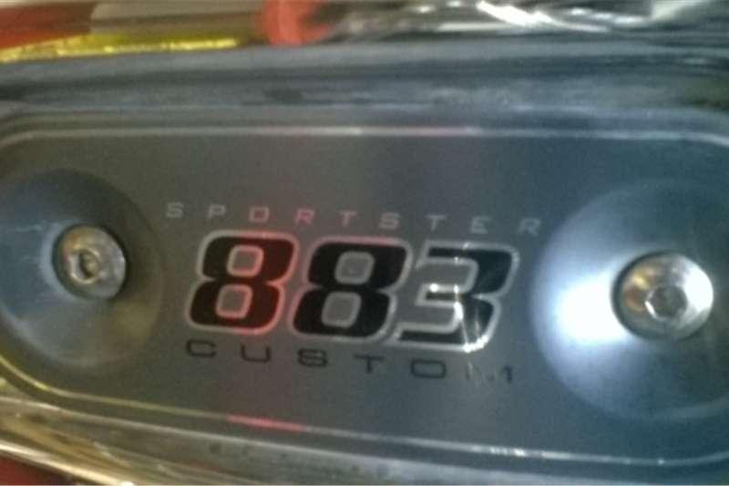 Harley Davidson Custom 2005