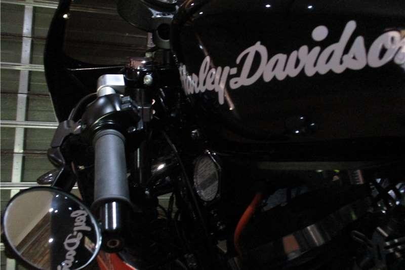 Harley Davidson Custom 2016