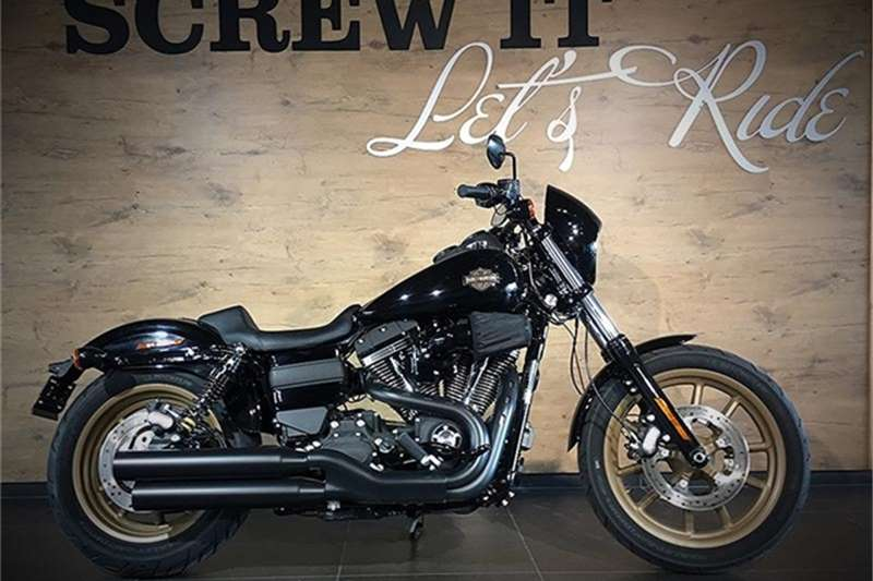Harley Davidson Dyna Low Rider S FXDL Low Rider 2017
