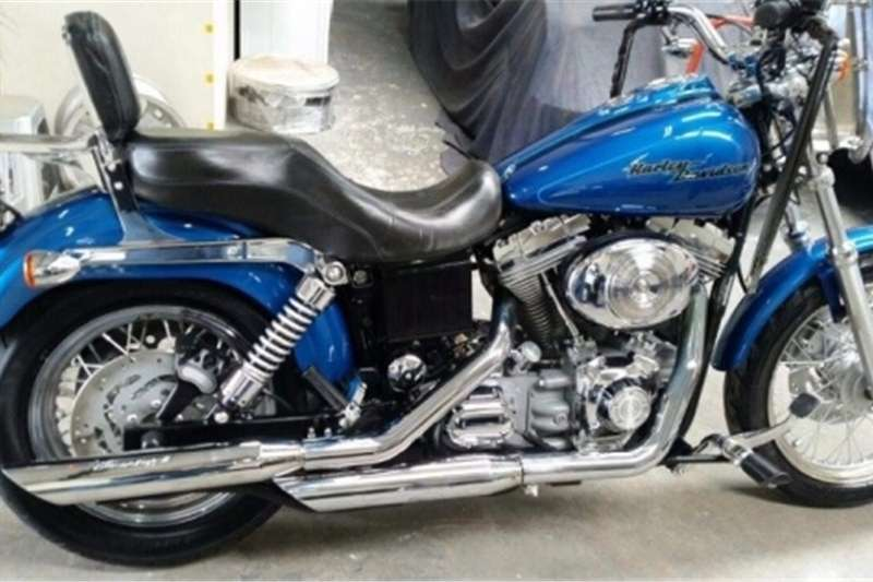 Verwonderend Harley Davidson Dyna for sale in Western Cape | Auto Mart LC-29