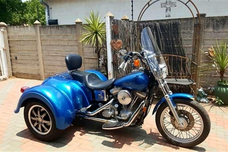 Harley Davidson Dyna trike 1997