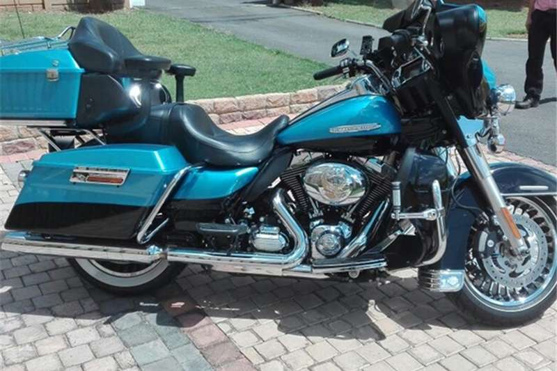 Harley Davidson Electra Glide ULTRA CLASSIC 2011