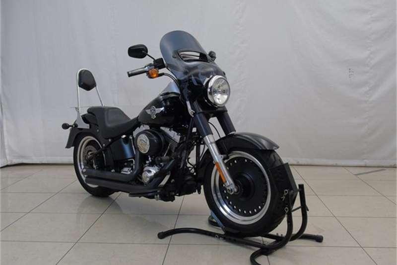 Harley Davidson Fat Boy Special 2012