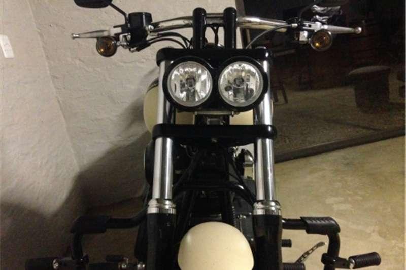 Harley Davidson FatBob 2014