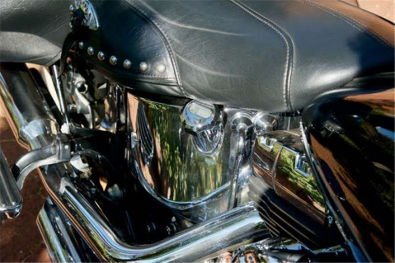 Harley Davidson Heritage Softail Classic 2010