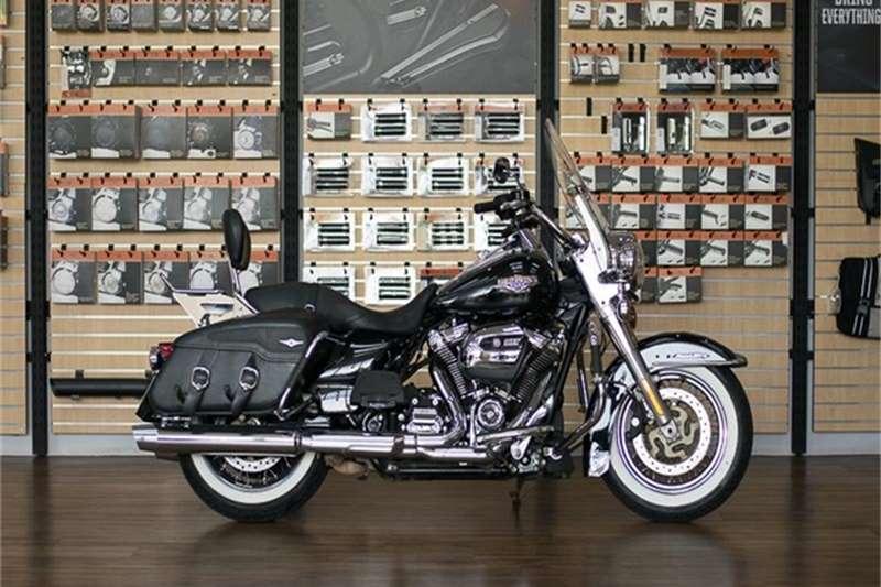 Harley Davidson Road King 2017