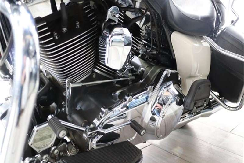 Harley Davidson Road King Classic 2014