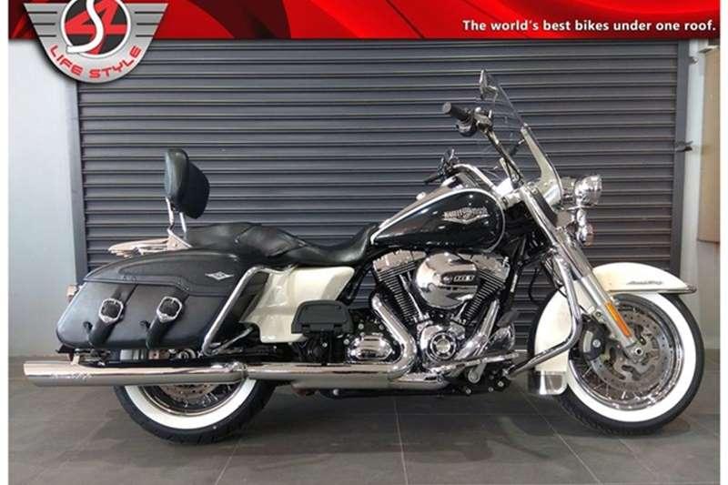 Harley Davidson Road King Classic 2014