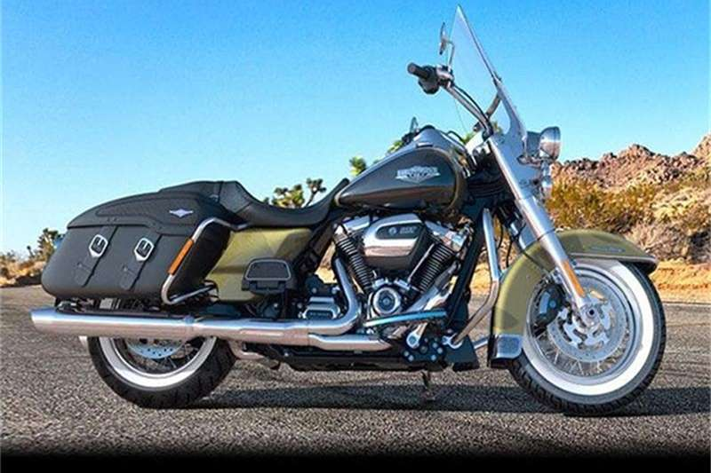 Harley Davidson Road King Custom FLHRC Two Tone (18my) 2018