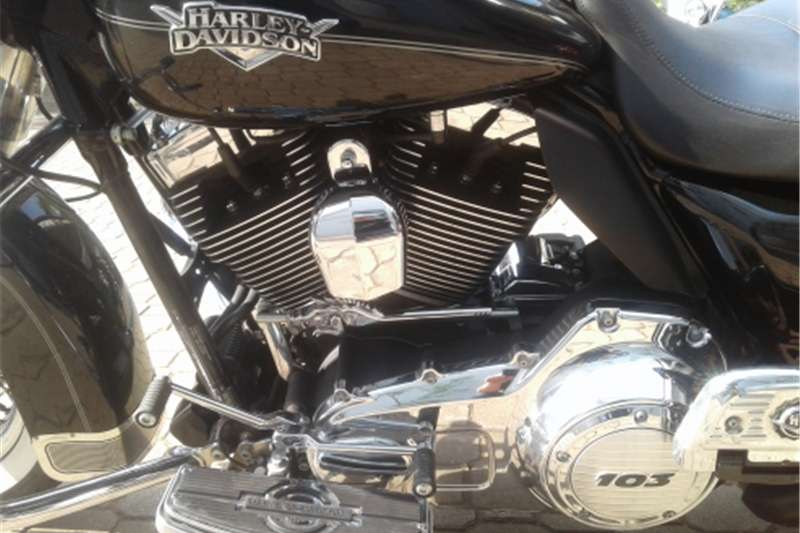 Harley Davidson Road King PRICE DROP BARGAIN 2013