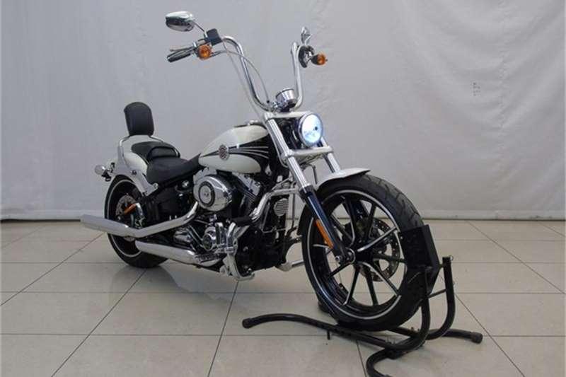 Harley Davidson Softail Breakout 2014