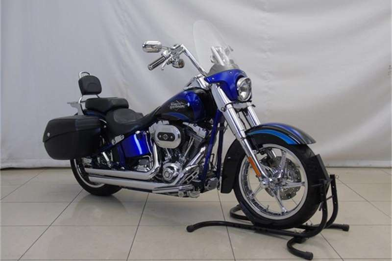 Harley Davidson Softail Not yet specified 2011