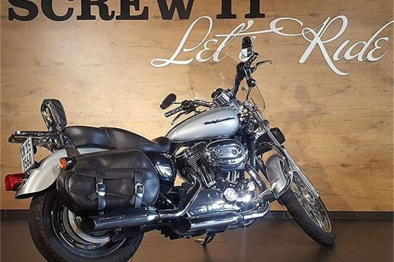 Harley Davidson Sportster 1200 Custom 2005