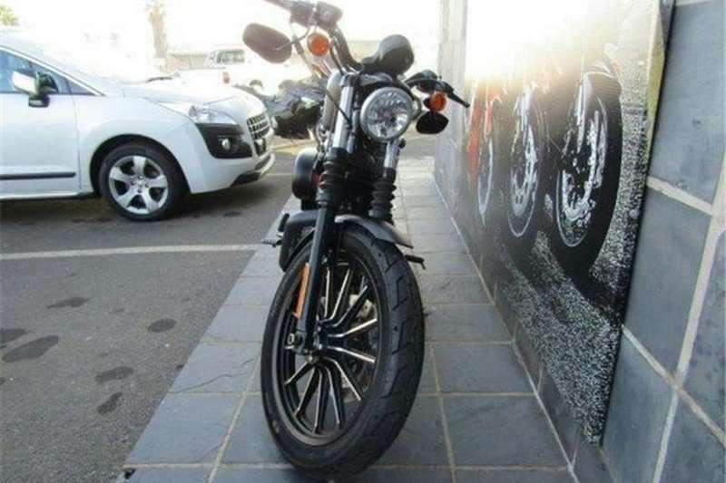 Harley Davidson Sportster 883 2011