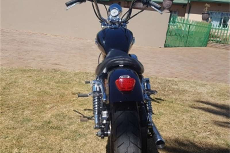Harley Davidson Sportster for sale. 18550 km. Immaculate condition 2013