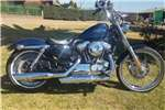 Harley Davidson Sportster for sale. 9600 km. Immaculate condition 2012