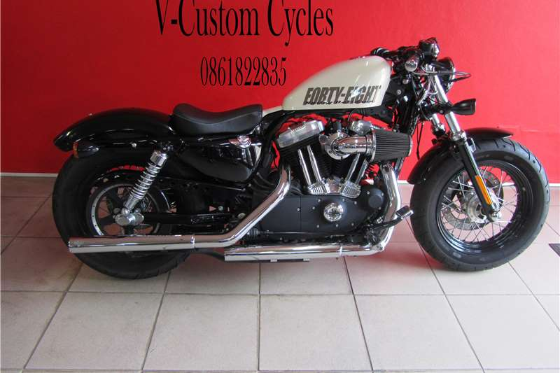 2014 harley davidson sportster forty eight motorcycles for sale in gauteng r 119 000 on auto mart. Black Bedroom Furniture Sets. Home Design Ideas
