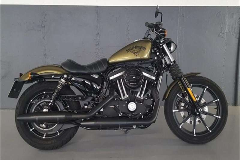 2016 Harley Davidson Sportster Xl883n Iron 883 Motorcycles For In Gauteng R 99 995 On Auto Mart