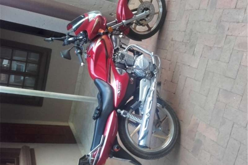 Honda 125 2013