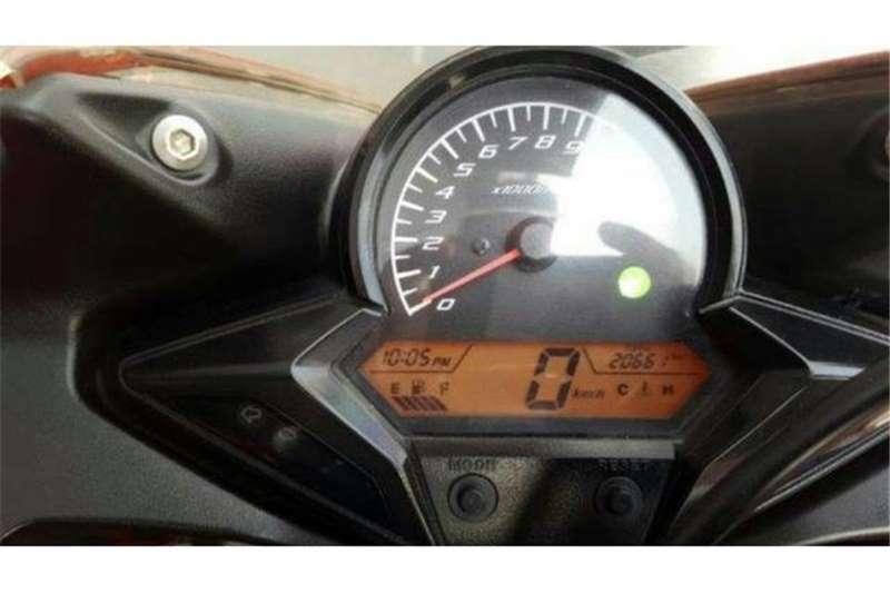 Honda 125 CBR 125 2012