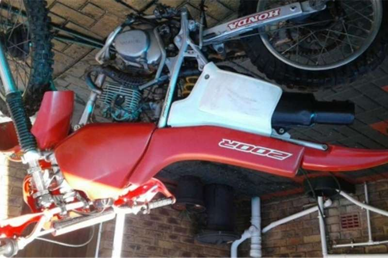 Honda 200R offroad for sale 0