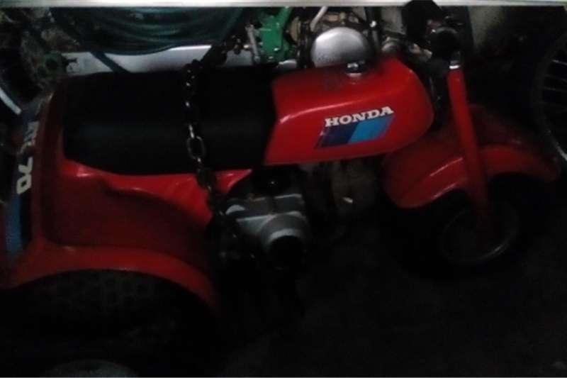 Honda 3wheeler 70cc atc 1985